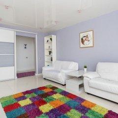 Апартаменты Central Minsk Apartments комната для гостей фото 3