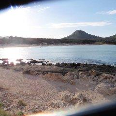 Отель B&B Ses Terrasses пляж