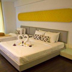 Отель Z Through By The Zign 5* Номер Делюкс с 2 отдельными кроватями фото 7