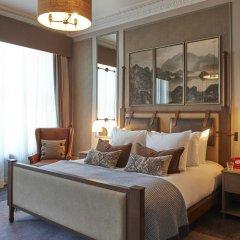 Отель Intercontinental Edinburgh the George 5* Люкс с различными типами кроватей