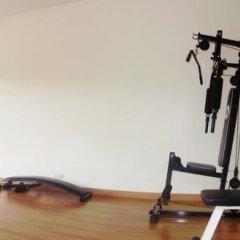Отель Villa Chomphoo фитнесс-зал