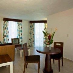 Отель Grand Paradise Playa Dorada - All Inclusive 3* Люкс с различными типами кроватей фото 6