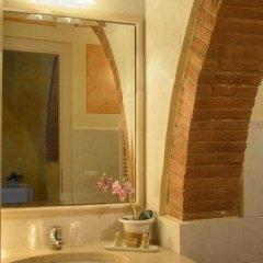 Отель Villa Di Nottola 4* Люкс с различными типами кроватей фото 9
