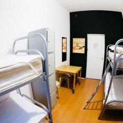 Гостиница Кубахостел Кровать в женском общем номере с двухъярусной кроватью фото 14