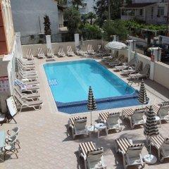 Fidan Apart Hotel бассейн