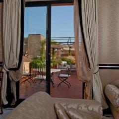 Grand Hotel Majestic già Baglioni 5* Люкс с различными типами кроватей фото 5