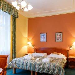 Villa Savoy Spa Park Hotel 4* Стандартный номер с различными типами кроватей фото 11