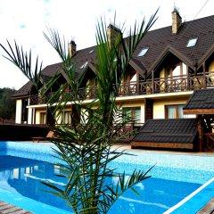 Гостиница Рубель бассейн