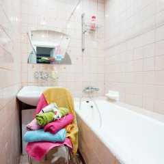 Апартаменты Guide Of Minsk Apartments Nezavisimosti Lido Минск ванная