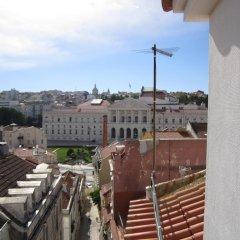 Апартаменты Lisbon Friends Apartments São Bento Лиссабон балкон