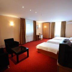 Отель Elegance Hotel Сербия, Белград - отзывы, цены и фото номеров - забронировать отель Elegance Hotel онлайн комната для гостей фото 5