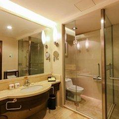 Guangdong Yingbin Hotel 4* Улучшенный номер с 2 отдельными кроватями фото 2