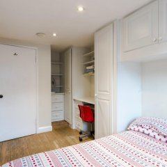 Отель Cosy 1 Bedroomed Central London Великобритания, Лондон - отзывы, цены и фото номеров - забронировать отель Cosy 1 Bedroomed Central London онлайн комната для гостей фото 3