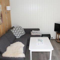 Отель Oldevatn Camping комната для гостей фото 2
