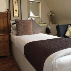 Kipps Brighton Hostel Стандартный номер с 2 отдельными кроватями фото 7