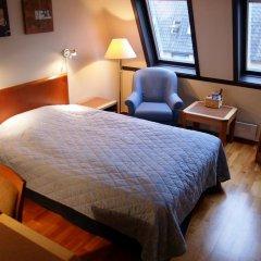 Отель Hotell Refsnes Gods 4* Стандартный номер с различными типами кроватей