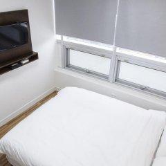 Отель Ekonomy Guesthouse Haeundae 3* Стандартный номер с двуспальной кроватью фото 9