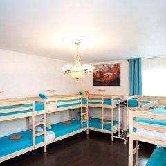 Europa Hostel Кровать в общем номере с двухъярусной кроватью фото 9