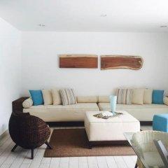 Отель Playa Escondida Beach Club 3* Апартаменты с различными типами кроватей фото 10