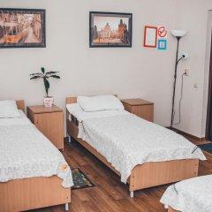 Гостиница Солнечная Стандартный номер с разными типами кроватей фото 3