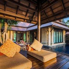 Отель Nora Beach Resort & Spa 4* Вилла с различными типами кроватей фото 3