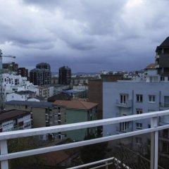 Отель Apartamentos Montiel Испания, Сантандер - отзывы, цены и фото номеров - забронировать отель Apartamentos Montiel онлайн балкон
