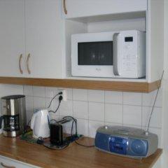 City Apartment Hotel 2* Апартаменты с различными типами кроватей фото 5