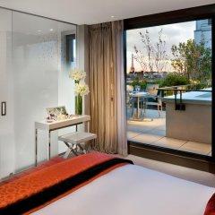 Отель Mandarin Oriental Paris 5* Номер Делюкс с различными типами кроватей