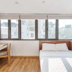 Отель An Nguyen Building Апартаменты с 2 отдельными кроватями фото 3