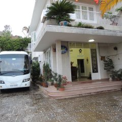 Отель Quynh An Villa Далат парковка