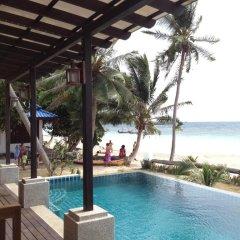 Отель Seashell Resort Koh Tao 3* Вилла с различными типами кроватей фото 14