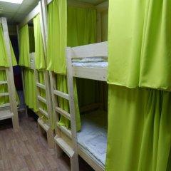 Great Hostel Кровать в мужском общем номере с двухъярусной кроватью фото 4