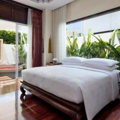 Отель JW Marriott Khao Lak Resort and Spa 5* Вилла с различными типами кроватей фото 4