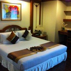 Отель Bliston Suwan Park View 4* Улучшенные апартаменты с различными типами кроватей фото 6