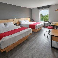 Отель City Express La Raza 3* Стандартный номер фото 7