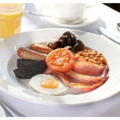 Hallmark Hotel Glasgow питание фото 2