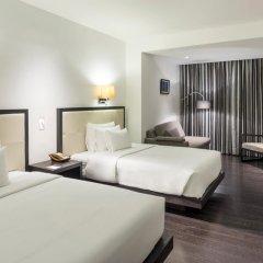 Отель NH Collection Guadalajara Centro Historico 4* Улучшенный номер с различными типами кроватей фото 4