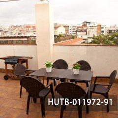 Отель Fira Turistic House Оспиталет-де-Льобрегат балкон
