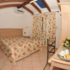 Отель Divina Costiera 3* Стандартный номер фото 9