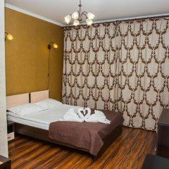 Мини-Отель Уют Стандартный номер с различными типами кроватей фото 13