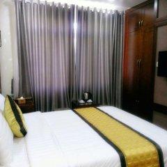 Tea Hotel Hanoi Номер Делюкс с различными типами кроватей