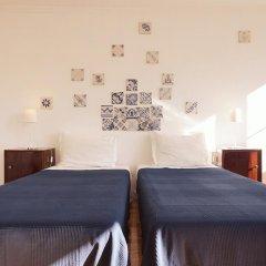Отель Lisbon Story Guesthouse 3* Улучшенный номер с различными типами кроватей фото 5