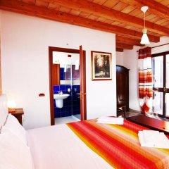 Отель La Casa Rossa Country House 3* Стандартный номер фото 9