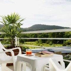 Отель Baan Oui Phuket Guest House 2* Стандартный номер с различными типами кроватей фото 4