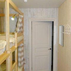 Хостел на Гуртьева Кровать в мужском общем номере с двухъярусной кроватью фото 12