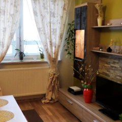 Отель Apartamenty Silver Premium удобства в номере фото 2
