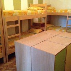 Hostel Sova Кровать в общем номере