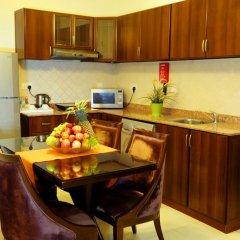 Corp Executive Hotel Doha Suites 4* Номер Делюкс с различными типами кроватей фото 4