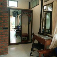 Отель Green View Village Resort 3* Бунгало с различными типами кроватей фото 7