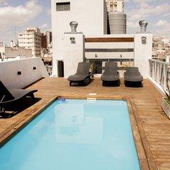 Отель Estudio Deco Home бассейн